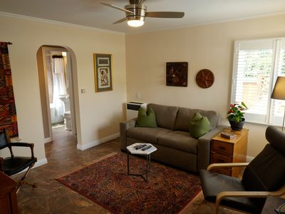 Cozy & Comfortable place to relax after walking Hillcrest neighborhood