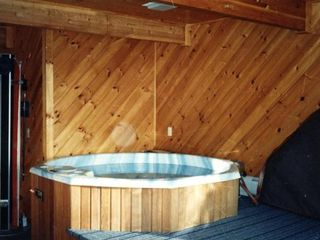 Mount Snow house photo - Large Sauna and Hot Tub