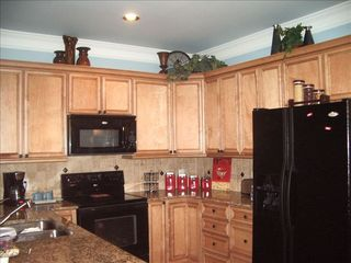 Ocean Lakes house photo - Beautiful granite counter tops