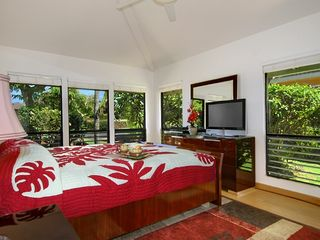 Poipu house photo - Second King master suite