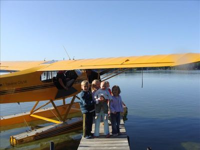 Sea-plane rides available!!  Get your sea plane rating while on vacation?