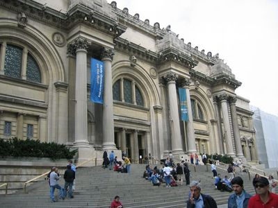 Art Museum on 82nd Street on 5th avenue