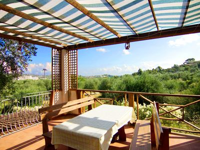 Agriturismo at very good rates - Few minutes from the beach - In a Olive Yard
