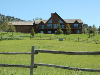 Bozeman house photo - Montana Paradise