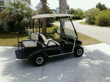 4 Passanger Golf Cart