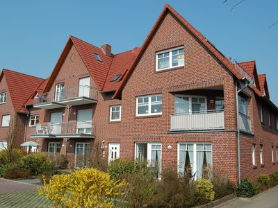 Holiday apartment rental in Dangast - central, quiet and close to the beach