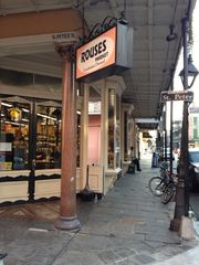 New Orleans studio photo - Rouses Market - intersection of Royal Street and St. Peter