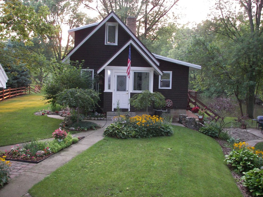 The river house of alaska michigan vrbo for 3 4 houses in michigan