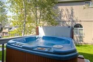 Snowbird condo photo - Hot Tub
