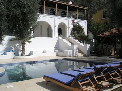 Villa Dream with large private pool and gazebo