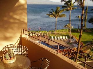 Maalaea Maui Ocean View - Maalaea condo vacation rental photo