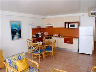 Marigot condo photo - Kitchen and Dining Area
