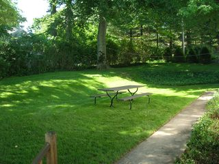 Yard - Sister Lakes house vacation rental photo