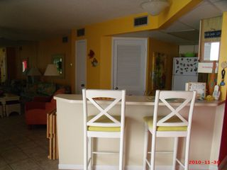 West Panama City Beach condo photo - Living Room