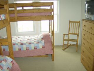 Kure Beach house photo - Bunkroom