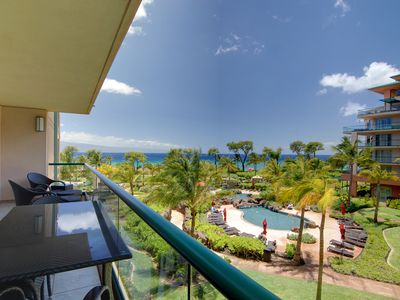 Just one unit back from Ocean Front - you enjoy spectacular views!