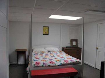 Basement Guest Bedroom