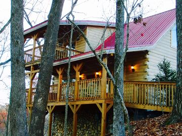 Pigeon Forge cabin rental - Quite Serenity!!