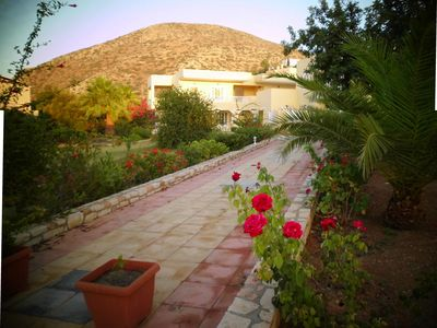 "image for Apartment ""Old Hersonissos"" (traditional village)"