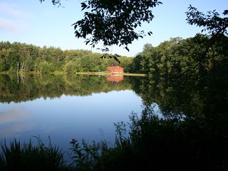 New Lebanon house photo - Lake House in August