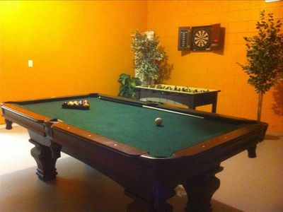 Villas at Somerset villa rental - Games Room