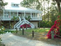 Beautiful Barrier Island Luxury House With New Pool, Spa And Dock