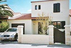 Peaceful house, 160 square meters