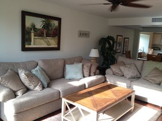 Sanibel Island condo photo - Relax in the tastefully decorated family room