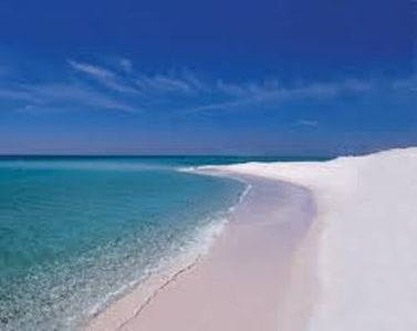 beautiful pensacola beach