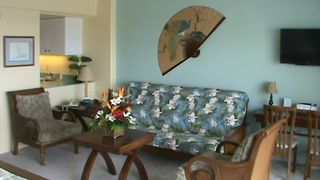 Waikiki condo photo - Sitting area