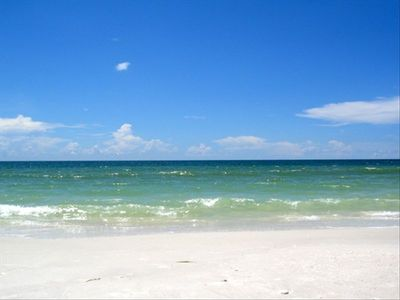 Bonita Beach with Sunny Skies,Warm Waters,Lots of Great Shells ! 1 Minute Away