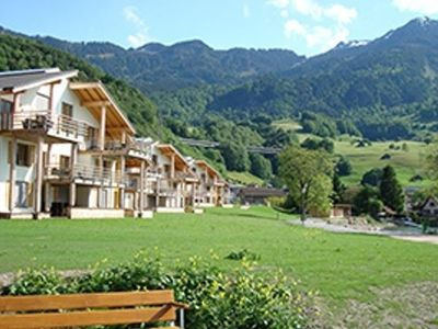 Comfortable apartment located on Resort Walensee, with covered pool.