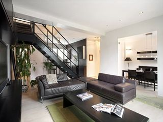 8th Arrondissement Champs Elysees apartment photo - Living Room