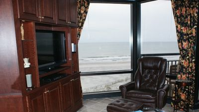 Ocean front suite across the street
