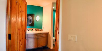 Second Bathroom of a Two Bedroom Unit at the Club Intrawest Palm Desert
