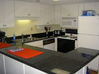 Sea Mark Tower condo photo - Kitchen