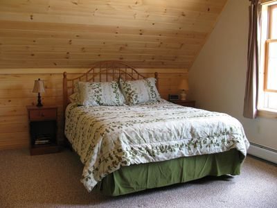 Bethel cabin rental - Bedroom 2 - Queen