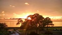 2 Bedroom / 2 Bath, Tarpon Springs Furnished Condo, Gulf View, Beautiful Sunset