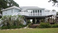 Point of View - 3 bed/2 bath bayfront/canalfront on Alligator Point