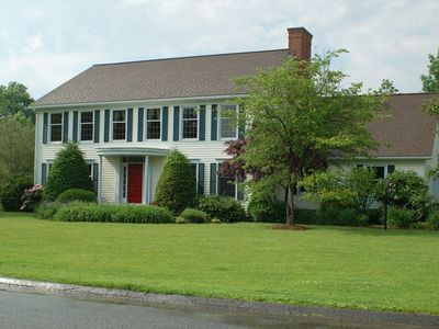 Gracious Williamstown Colonial with Mountain Views! Large, Comfortable Home