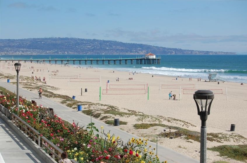 Beach House Vacation Rental Manhattan Beach