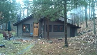 Woodstock cabin photo