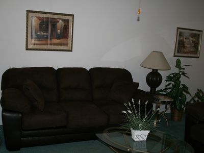 Living Room - Sofa sleeper
