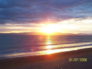 Puntarenas City villa photo - Sunset From the Beach