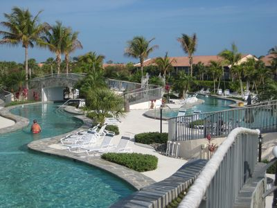 Have Fun And Relax At The Lazy River Pool