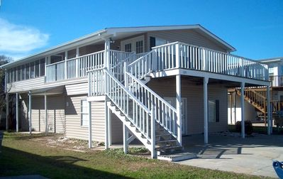 Great Oceanside Village rental - in Surfside Beach!