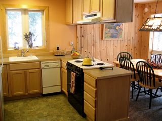 Mazama cabin photo - Kitchen