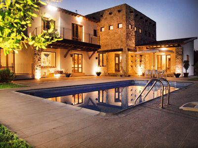 Brand New Stone Build Villa With Swimming Pool