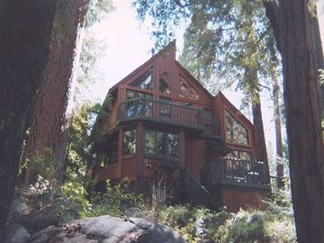 Idyllwild chateau / country house rental - Awesome 3 story home