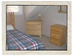 Penn Lake cottage photo - 2nd Floor Bedroom - Twin Beds